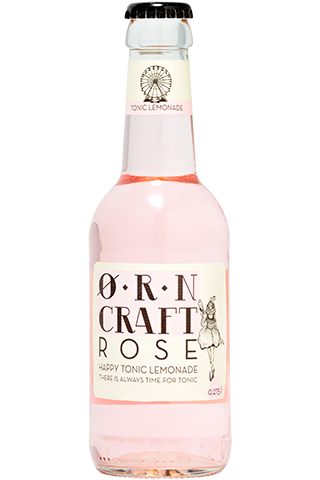 ORN CRAFT ROSE LEMONADE 0,275L