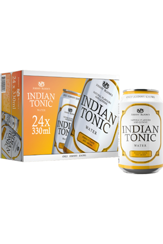 JOHNNY BLOOM INDIAN TONIC 33L 24gab.