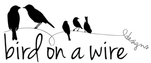 Bird On A Wire Designs