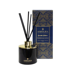 Amoura Boutique Fragrances - Limited Edition