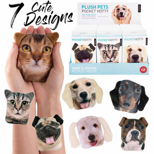 Mini Heat Pack - Cats & Dogs