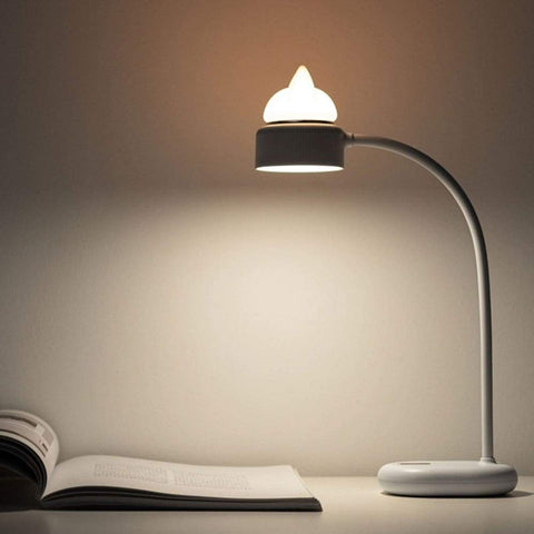 Image of Rechargeable LED Table Lamp - full