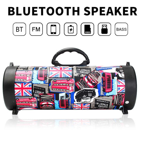 Image of Portable High-Power Bluetooth Speaker
