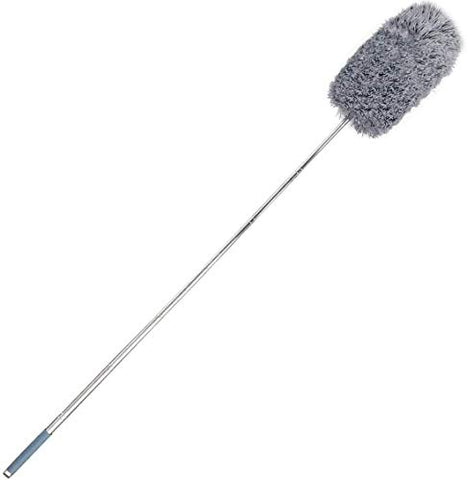 Image of Feather Dusters,Duster| Scratch-Resistant Dusting|Extendable Long Handle Duster