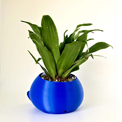 Oddish Planter Flower Pot Gifts for Gamers and Fans