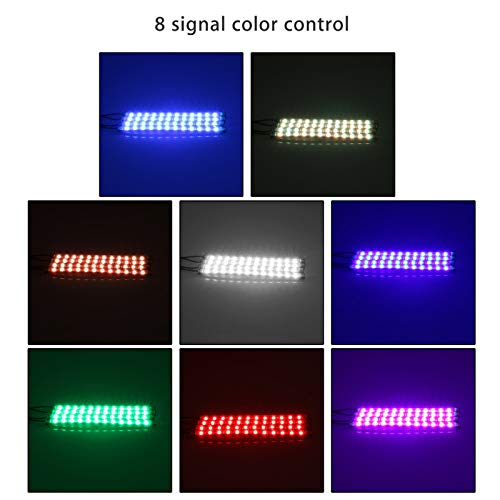 Car Strip Light, Lighting Kits|Under Dash Light|Multicolor LED