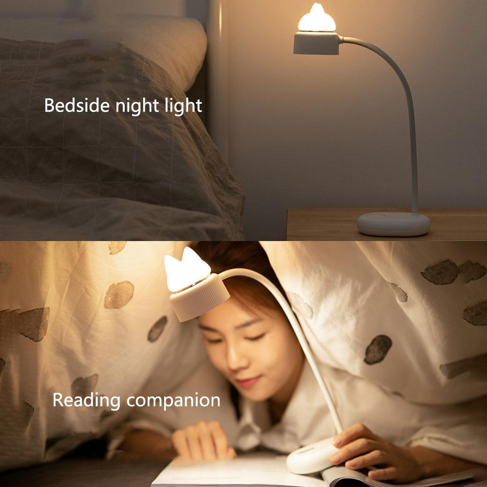 Rechargeable LED Table Lamp - full