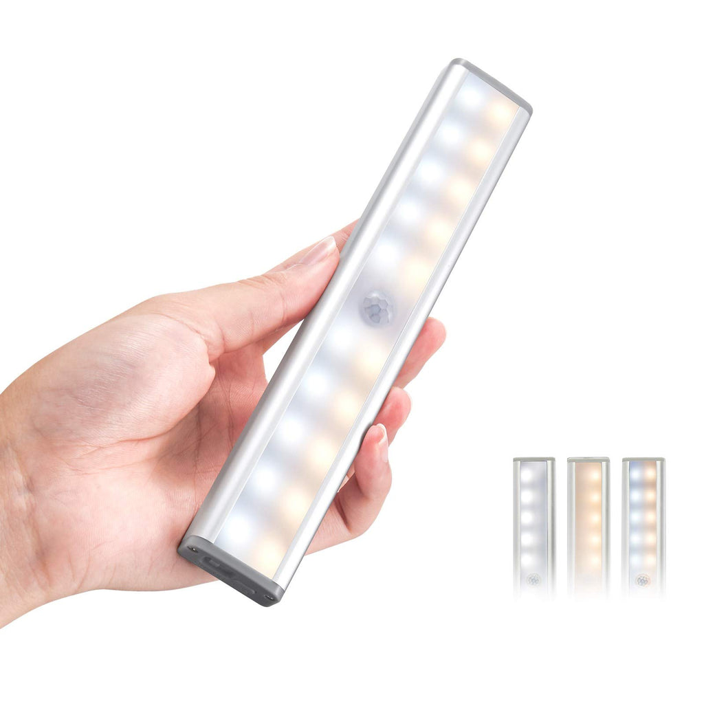 LED Motion Sensor Lights,Magnetic Lights|Wireless Dimmable Light
