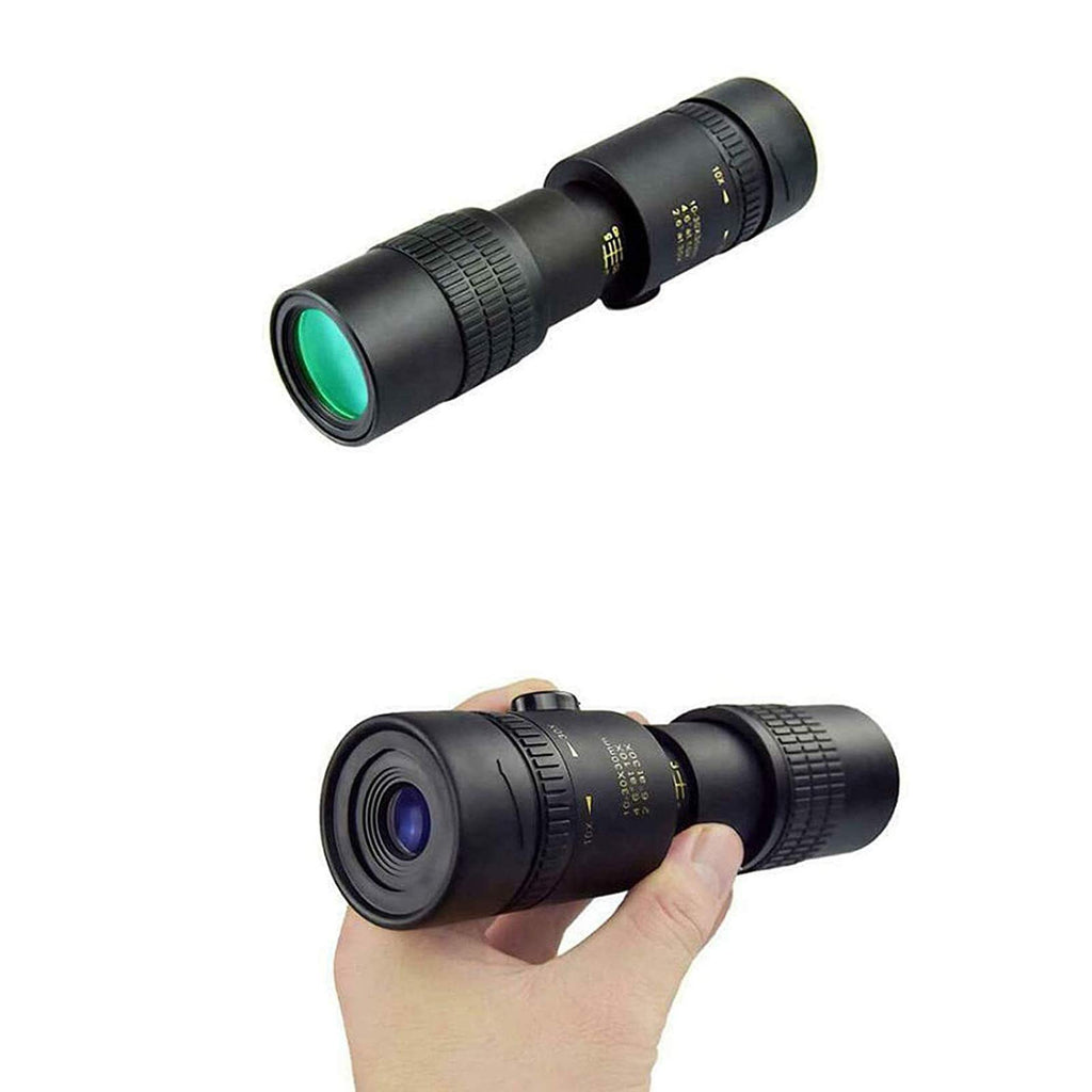 Telephoto Zoom Monocular - 4K 10-300X40Mm
