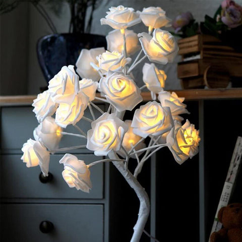 Image of Rose Tree Lamps