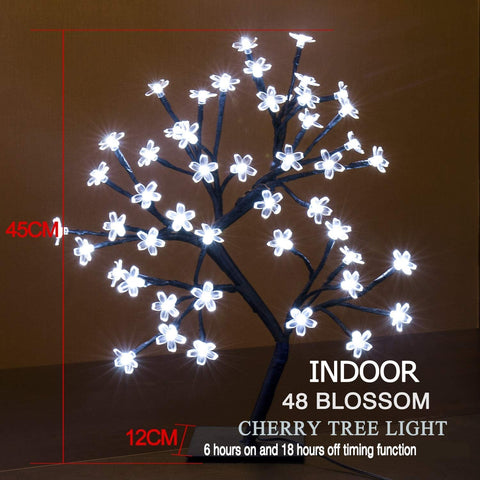Image of Light Artificial Tree ,LED Lamp,fairy light tree