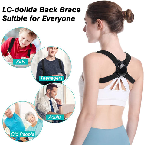 Image of Posture Correcting,Back Straightener