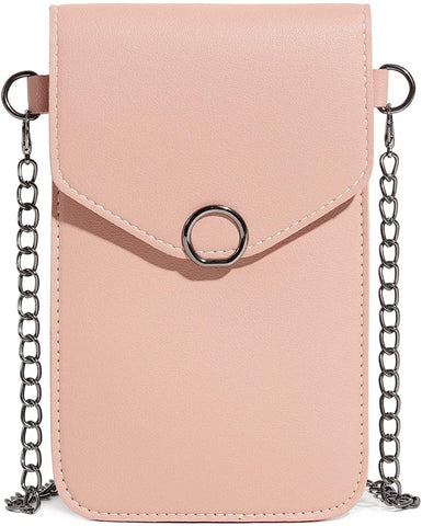 Image of Touch Screen Crossbody Bag,Phone Pouch Wallet,Crossbody Phone Bag