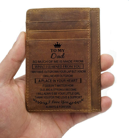 Image of To My Love-Wallet