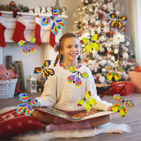 Image of the magic butterfly,Magic Fairy Flying Butterfly
