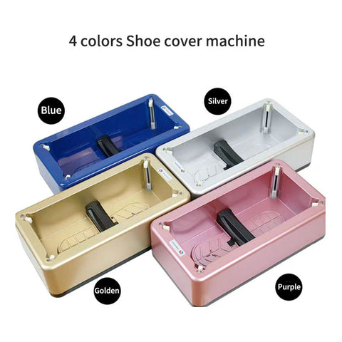 Automatic Shoe Covers Machine  Automatic Shoe Cover Dispenser 200pcs - full