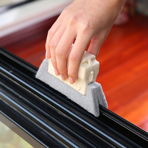 Image of Groove Cleaning Brush,Window Groove Brush