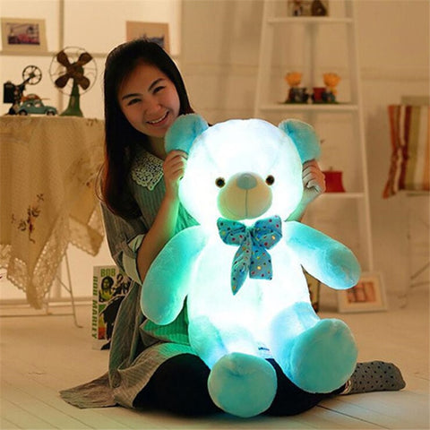 Image of Light Up Teddy, Stuffed Animals Plush