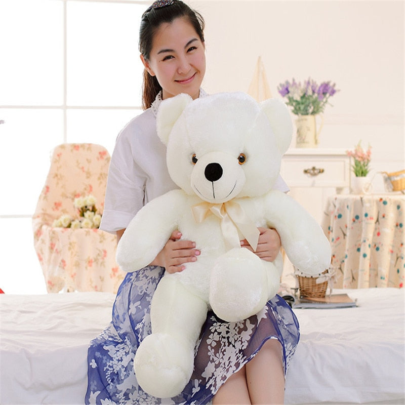 Light Up Teddy, Stuffed Animals Plush