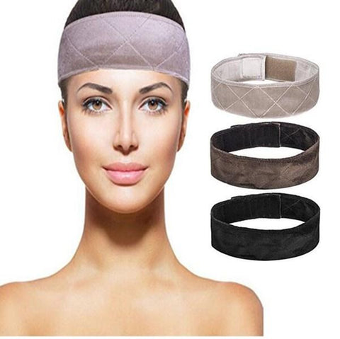 Image of Wig Grip Headband Affix your Wig or Hair - full