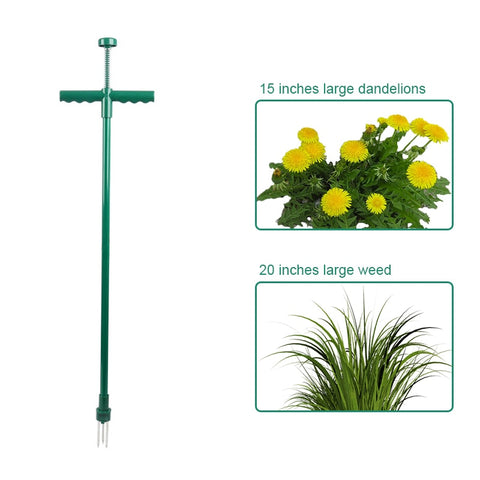 Image of Stand Up Weeder and Weed Puller