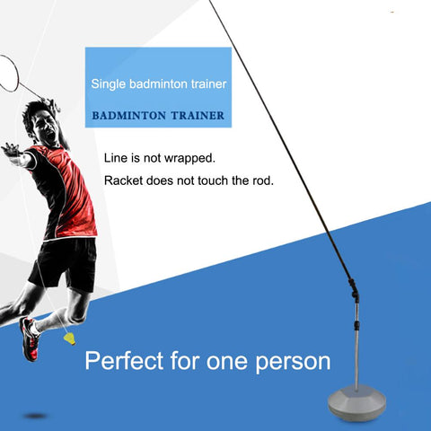 Image of Professional Badminton Trainer Robot