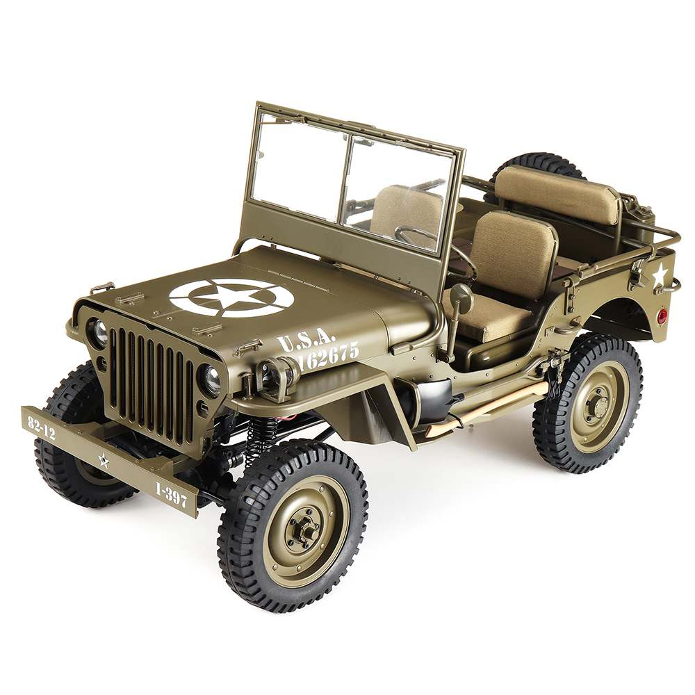 1/6 2.4G 2CH 1941 MB SCALER RC Car