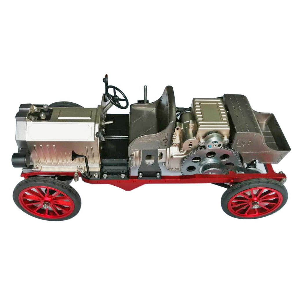 Vintage Classic Car, Electric Cars, Model Building Kits