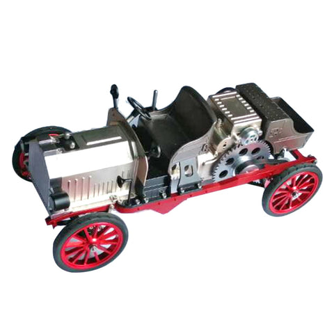 Image of Vintage Classic Car, Electric Cars, Model Building Kits