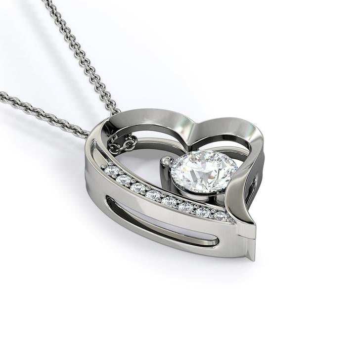 Husband's Love Necklace