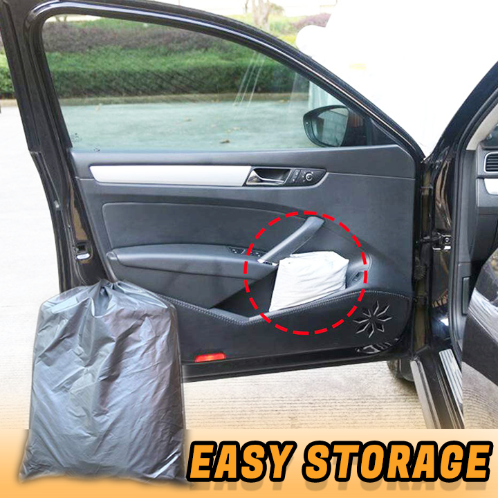 Car Windshield Cover UV Protection - full