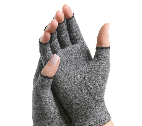 Image of Compression Arthritis Gloves Wrist Support