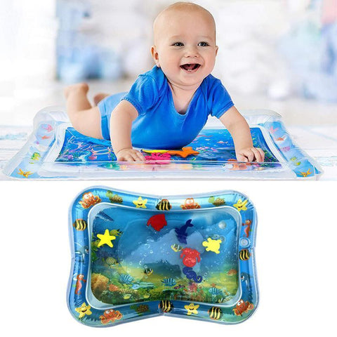 Image of BaBy Inflatable Water Mat for BaBies - full