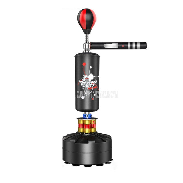 Punching Bag Stand with 360° Reflex Bar