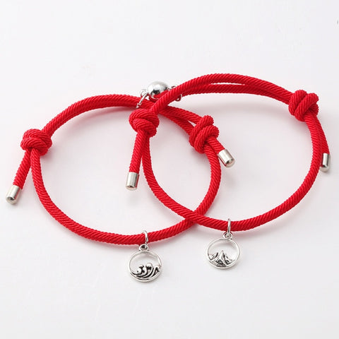 Image of Attract couples bracelets