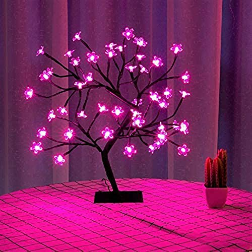 Light Artificial Tree ,LED Lamp,fairy light tree