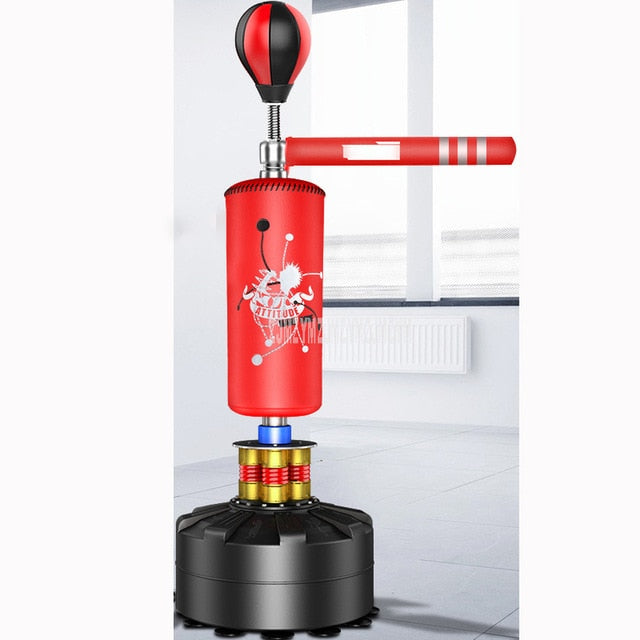 Everlast Punching Bag Stand with 360° Reflex Bar