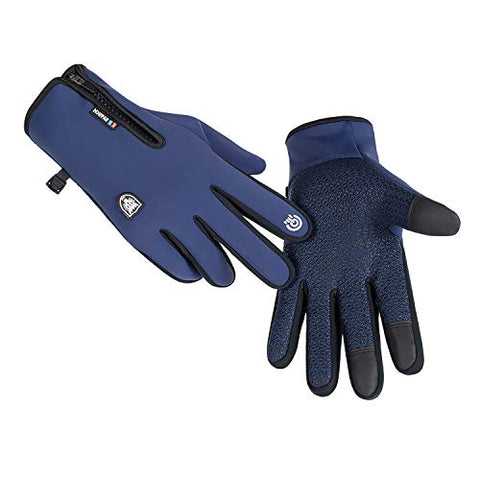 Image of Winter Gloves, Warm Touch Screen Gloves,Thermal Gloves