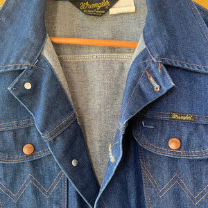 Men's Vintage Wrangler Denim Jacket
