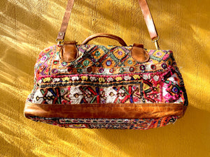 The Day Tripper Luggage Bag- Mali