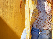 Load image into Gallery viewer, Vintage Blouse - 90's Butter Angel