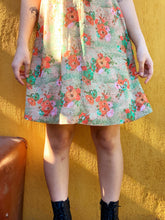 Load image into Gallery viewer, Vintage Dress - Original 1970's Poppy Floral