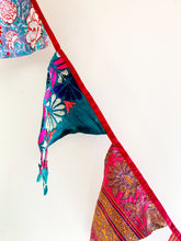 Load image into Gallery viewer, Handmade Vintage Bunting