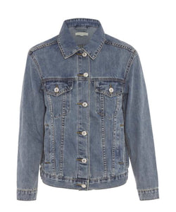 Little Lies Denim Jacket