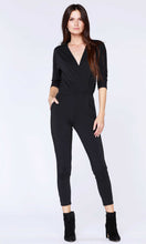Load image into Gallery viewer, 3/4 Sleeve Jumpsuit