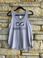 Load image into Gallery viewer, Tank Top Covegirl Logo