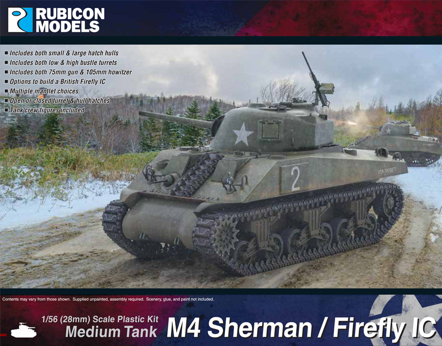 M4 Sherman / Firefly IC - 280060