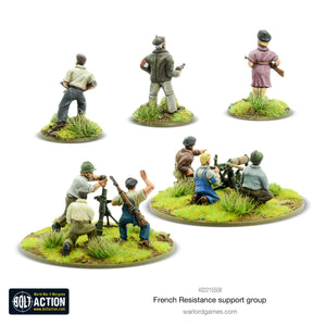 French Resistance Support Group