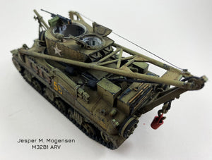 M32B1 Armoured Recovery Vehicle - 282023