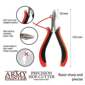 Prceision Side Cutter